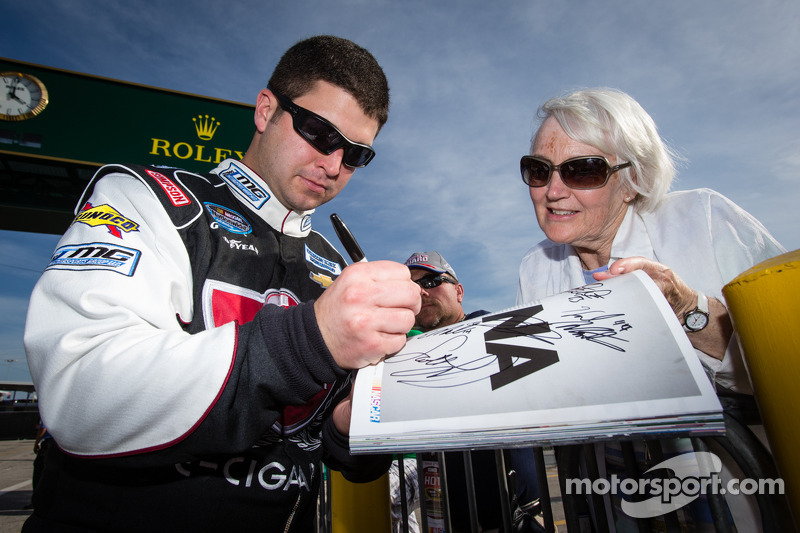 Sorenson, Lopez look forward to a strong performance and good racing in Texas