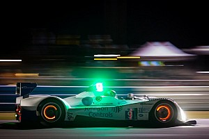 ALMS Breaking news Ende will join RSR Racing seven more times this year