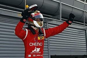 F3 Europe Race report Third season win for Raffaele Marciello in race 3 at Silverstone