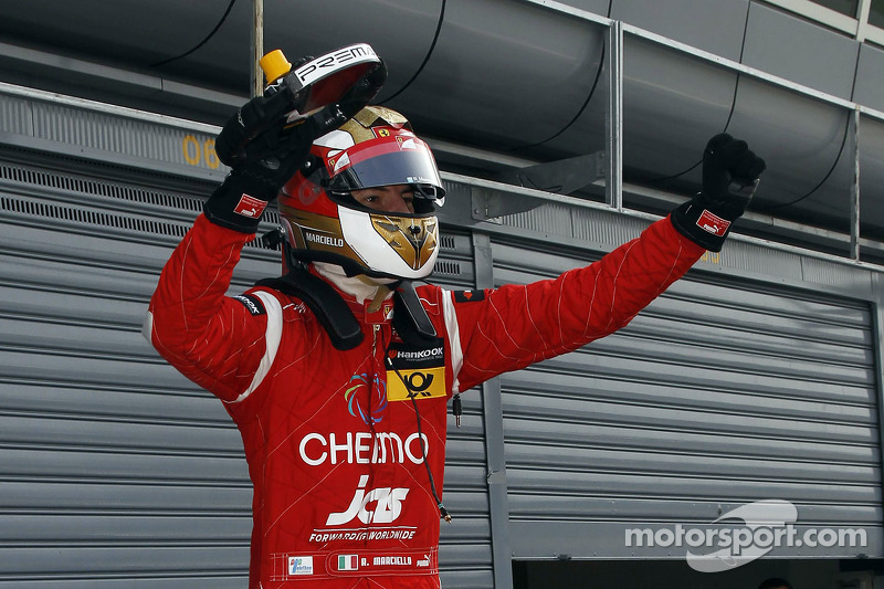 Third season win for Raffaele Marciello in race 3 at Silverstone