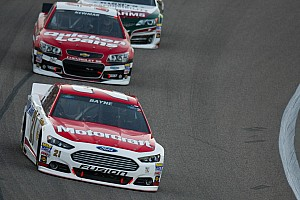 NASCAR Cup Race report Bayne Rebounds to finish 18th in NRA 500 at Texas