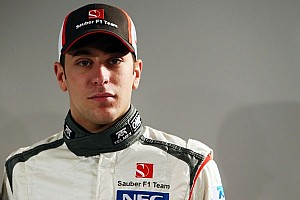 Formula 1 Breaking news Sauber pushes 'arrogant' Frijns to accept GP2 seat