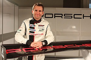 Le Mans Special feature Romain Dumas thrilled to race Porsche LMP1 in 2014