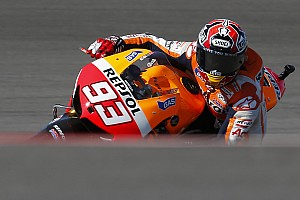 MotoGP Practice report Marquez happy, Pedrosa puzzled by lack of grip on Friday at COTA
