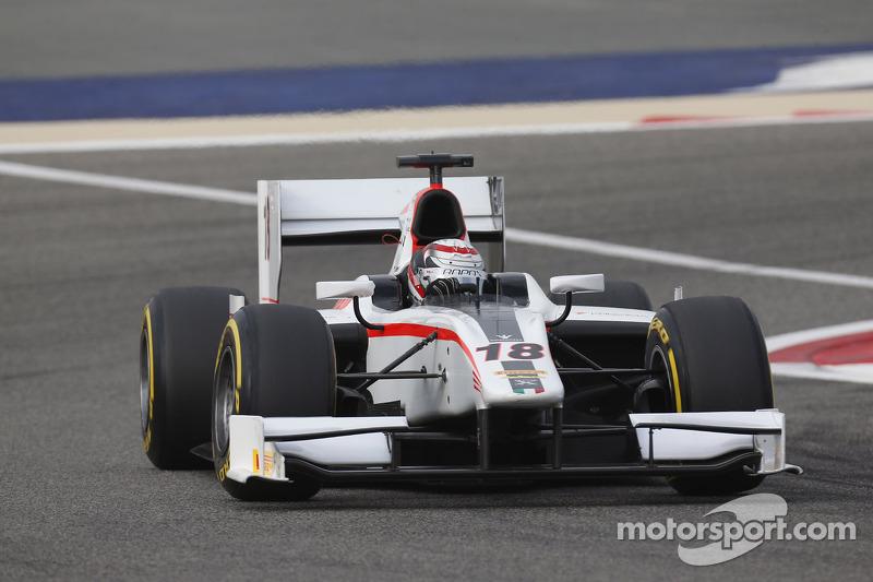Third podium of the season for Coletti in Bahrain