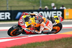 MotoGP Qualifying report Bridgestone: Marquez takes pole position for inaugural Americas race