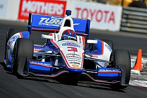 IndyCar Race report Five Team Chevy drivers finish in top-10 at Long Beach