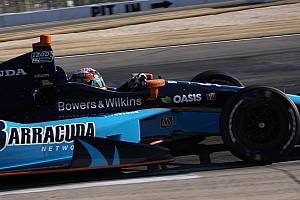 IndyCar Race report Disappointing weekend for Barracuda Racing at Long Beach