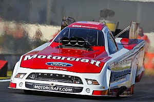 NHRA Race report Tasca earns 100th career Funny Car round win Charlotte