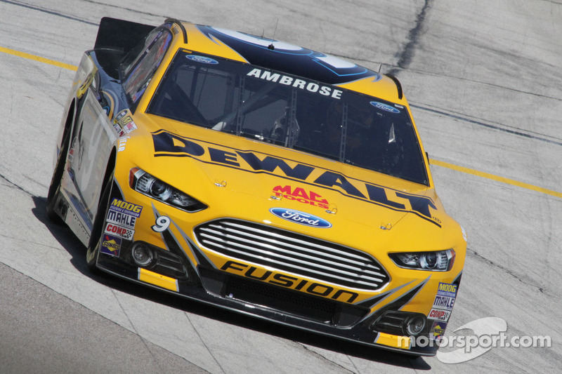 Ambrose looks for finish he deserves at Richmond
