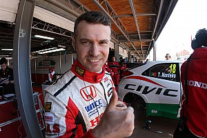WTCC Preview A new challenge for Tiago Monteiro in Slovakia