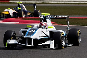 GP3 Breaking news Bamboo GP3 signs Melville McKee for 2013 season