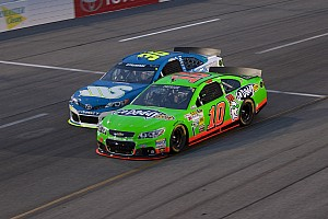 NASCAR Cup Race report Danica Patrick finishes 29th at Richmond