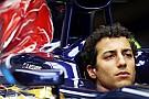 Force India 'too far away' says Ricciardo