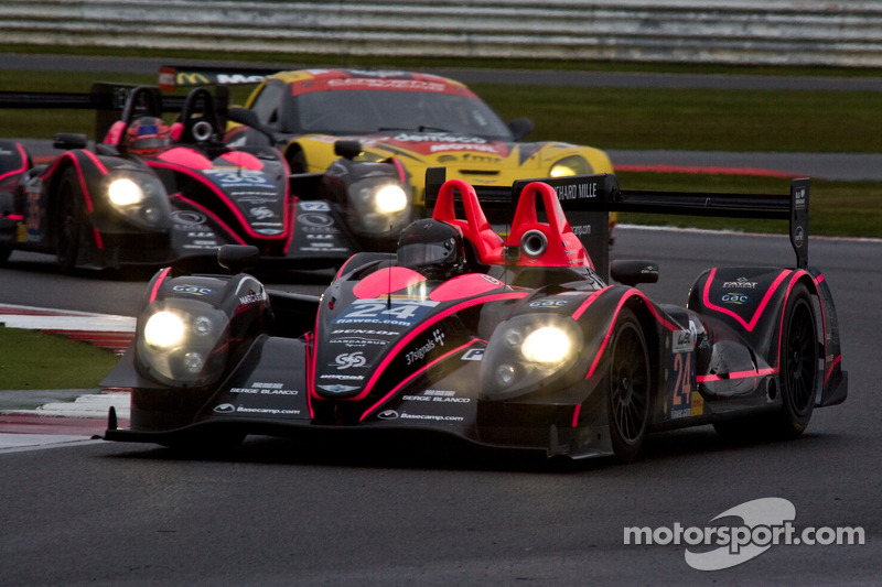 A second podium finish for OAK Racing in Spa