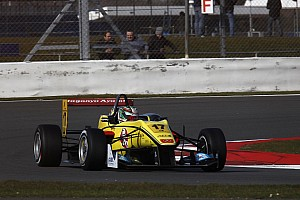 F3 Europe Race report Giovinazzi spearhads Double R challenge in Germany