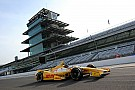 NASCAR champion Kurt Busch completes Indianapolis 500 rookie test