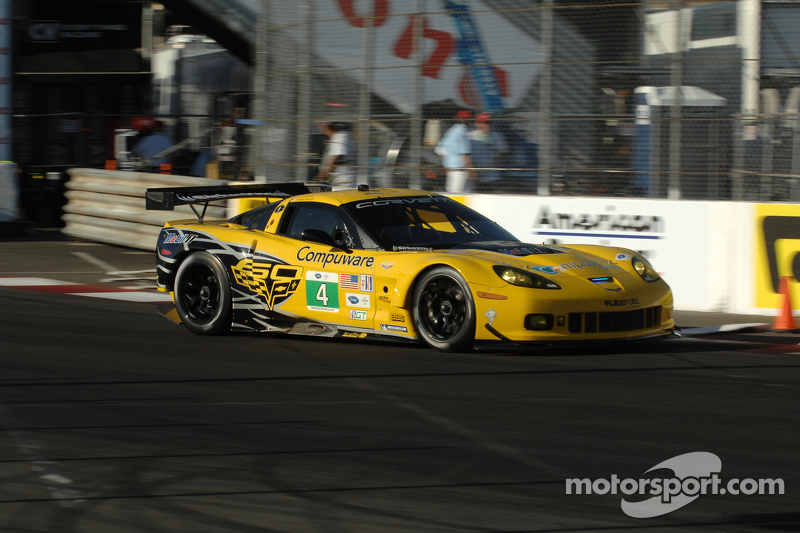 Corvette Racing returns to Laguna Seca, site of 1-2 finish in 2012
