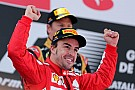 First double podium of the year for Ferrari at Barcelona
