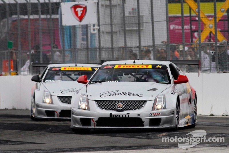 Team Cadillac ready to take on new COTA Circuit in Austin