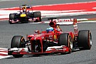 Ferrari joins Lotus in tyre tweak criticism
