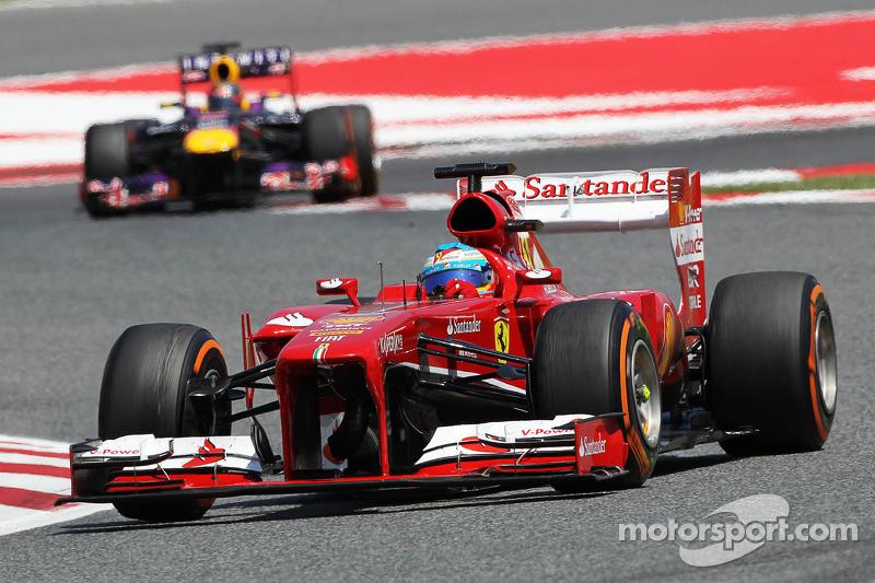 Ferrari joins Lotus in tyre tweak criticism
