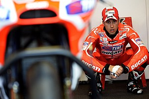 MotoGP Qualifying report Front row for Dovizioso in French Grand Prix