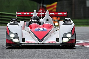 European Le Mans Race report Brilliant drive by Hansson to fifth place at Imola