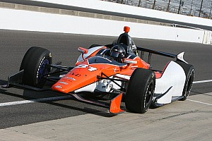 IndyCar Qualifying report Vautier and Legge claim two more spots on the Indianapolis 500 starting grid