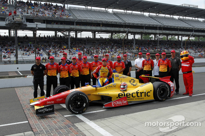 "Indianapolis 500: No such thing as an ""Off Day"""