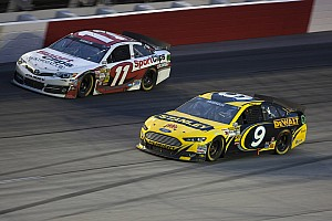 NASCAR Cup Preview Ambrose aims to repeat front row starting spot in 600