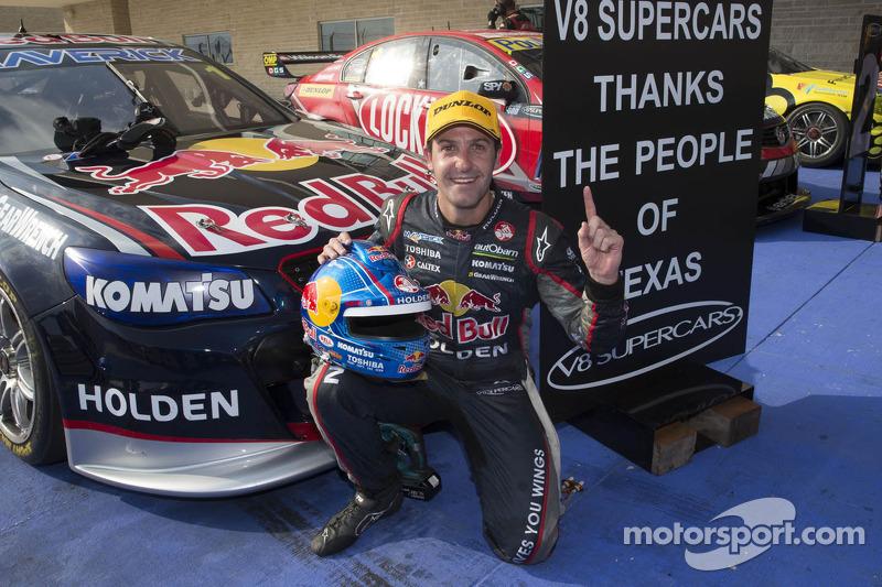 Debut US V8 Supercar event a big hit