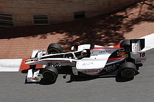 GP2 Race report Great recovery for Coletti in Monaco's feature race