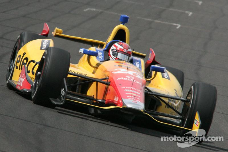 Carlos Munoz does double duty in Dallara dream rides