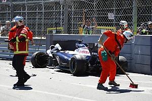 Formula 1 Breaking news Red flag in Monaco on lap 46