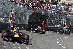 Formula 1 Breaking news Buemi the key to Red Bull's Monaco turnaround