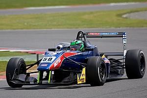 BF3 Race report Silverstone podium for Roberto La Rocca
