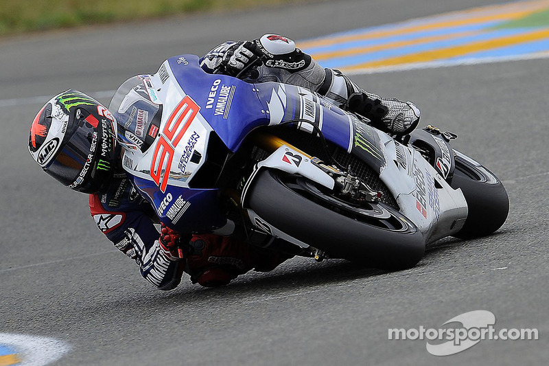 Lorenzo leads the way on day one at Mugello