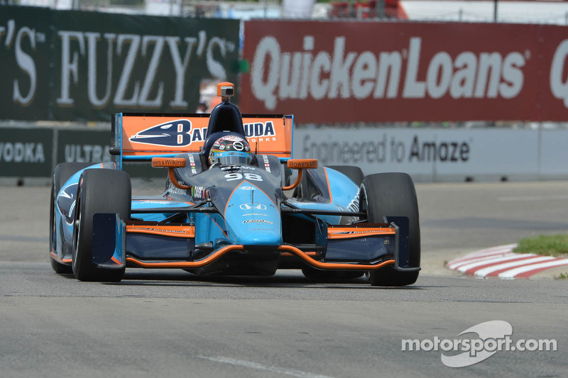 Dual one disappointment for Barracuda Racing in Detroit