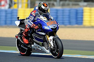 MotoGP Race report Lorenzo smashes the opposition in Tuscan thriller at Mugello