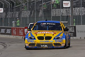 Grand-Am Race report Two top-ten finishes in Detroit for Turner BMW M3s