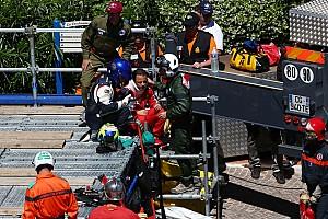 Formula 1 Breaking news Massa had medical checks in Brazil after Monaco