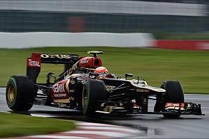 Formula 1 Breaking news Boullier denies Grosjean's 'ghosts' reappearing