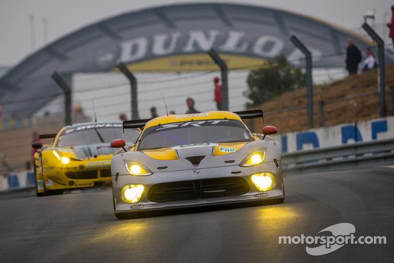 The future comes to Le Mans: The Viper GTS-R strikes again