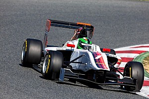GP3 Qualifying report Daly dashes to maiden pole in Valencia