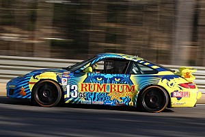 Grand-Am Qualifying report Lucky win number 13 for Rum Bum Racing on CTSCC Mid-Ohio race