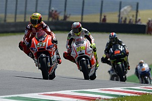 MotoGP Race report Consolatory top-ten finish for Pirro at the Circuit de Catalunya