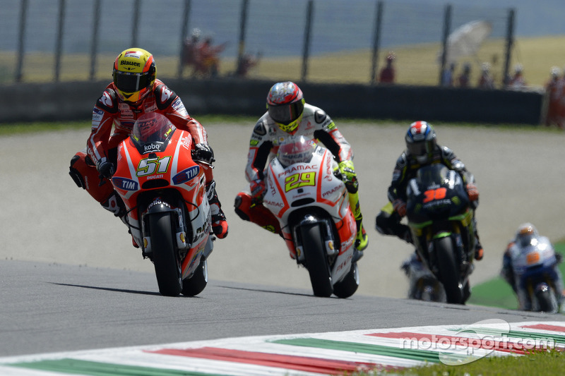 Consolatory top-ten finish for Pirro at the Circuit de Catalunya