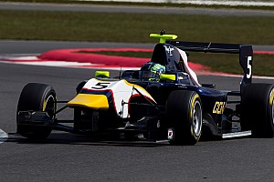GP3 Race report Victory for MWArden in Valencia