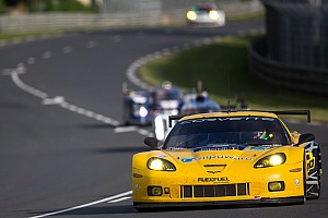 Le Mans Qualifying report Frustrations at Le Mans hamper qualifying performance for Gavin and Corvette